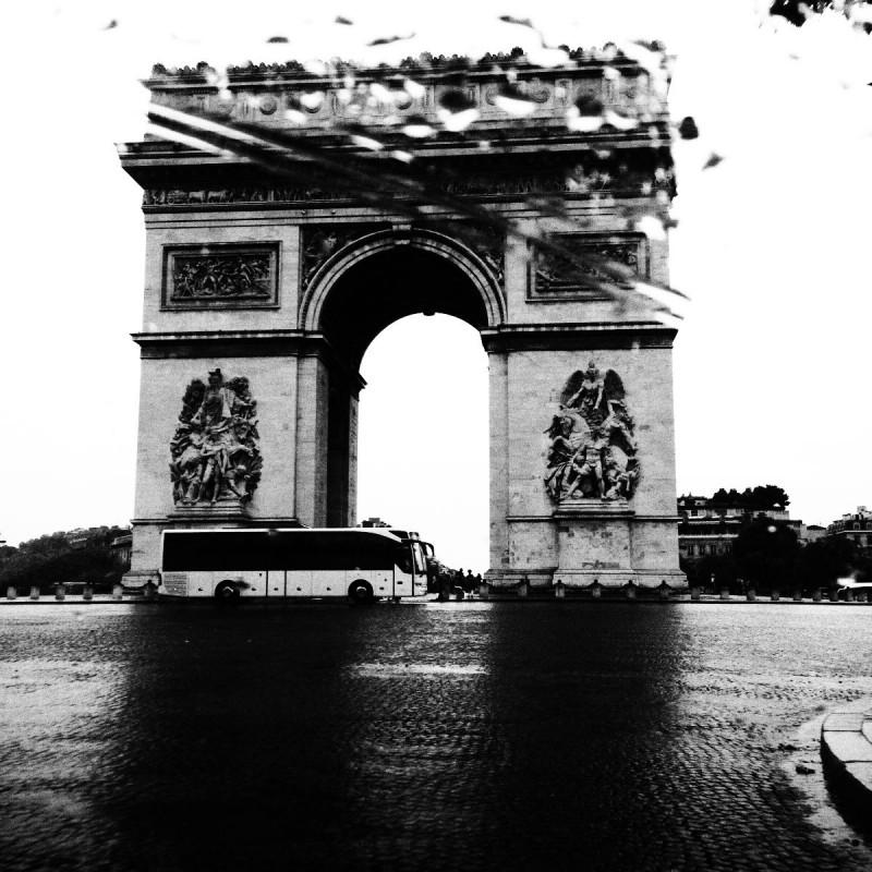 Arc de triomphe de I'Etoile
