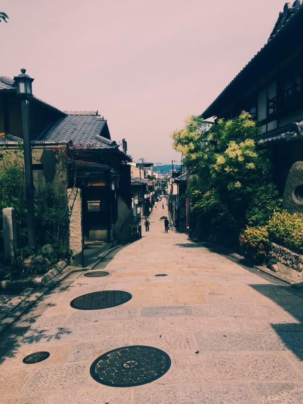高台寺周辺